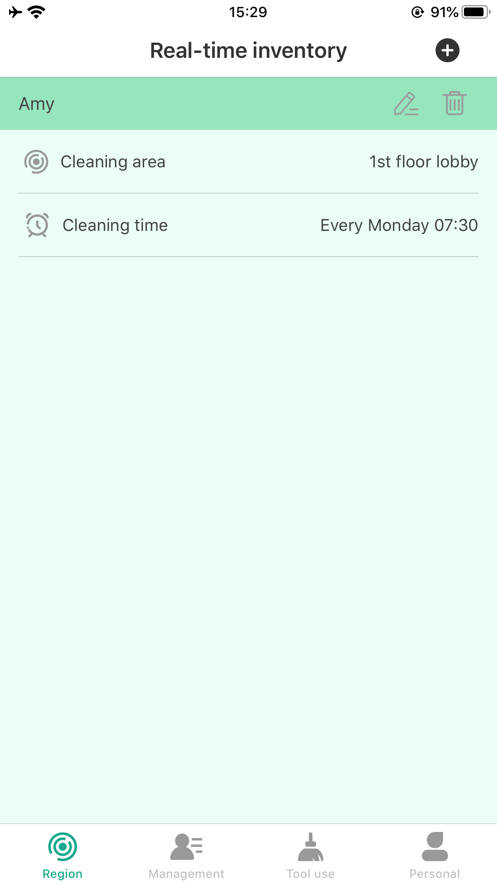 Cleaning Staff-Cleaning Helper App 截图