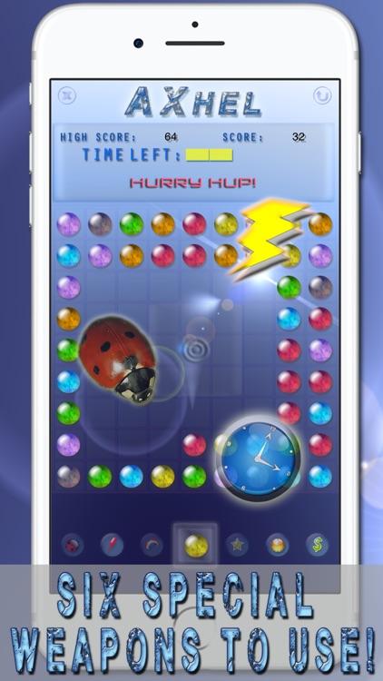 Axhel - A Fun Puzzle Game! screenshot-4