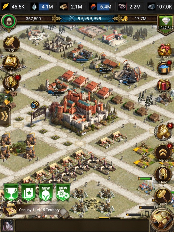 Rise of Empires: Ice and Fire by LONG TECH NETWORK LIMITED