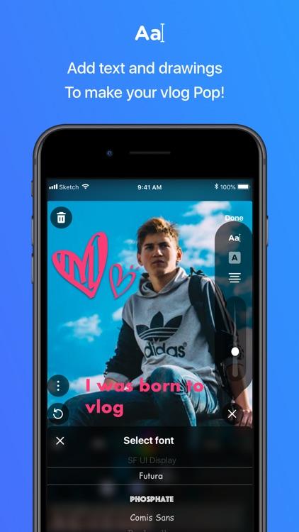 VlogEasy screenshot-3