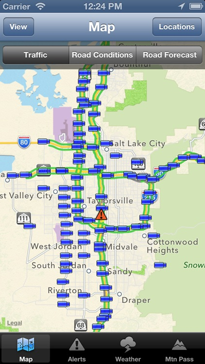UDOT Traffic screenshot-0
