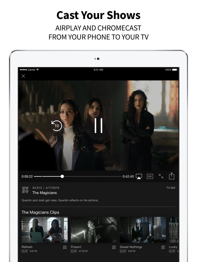 SYFY on the App Store