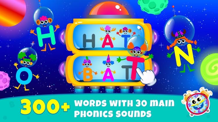 ABC Alphabet Games for Kids to screenshot-3