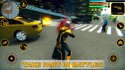 Naxeex Superhero screenshot one