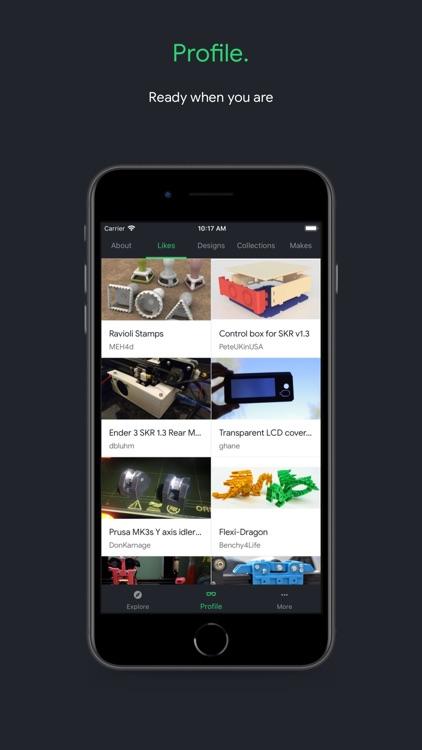 3D Geeks: for 3D Printing screenshot-8