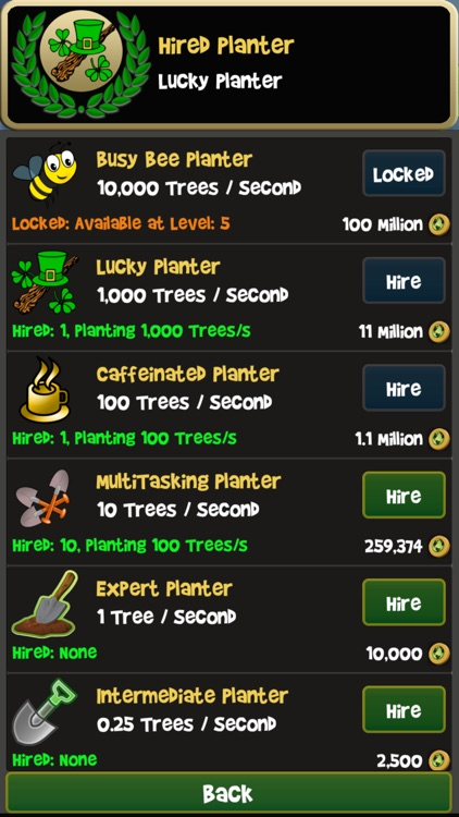 Tappy Tree - Idle Clicker Game screenshot-5