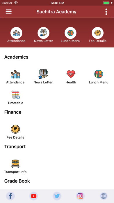 Suchitra Academy screenshot 1