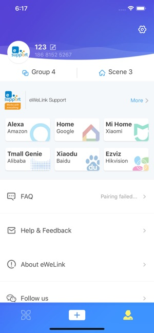 eWeLink - Smart Home Control on the App Store