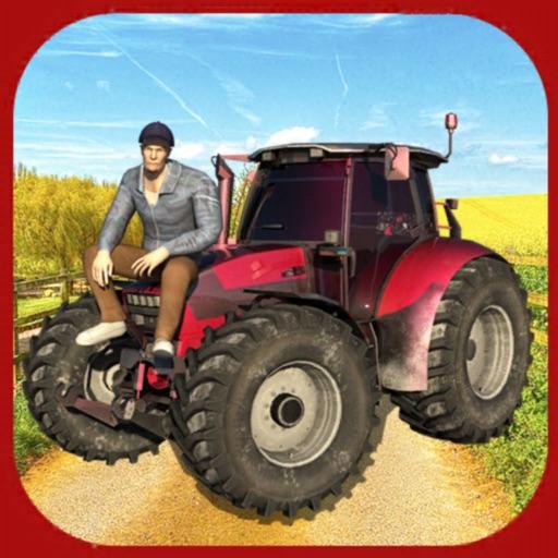 Tractor Farming Town Simulator iOS App