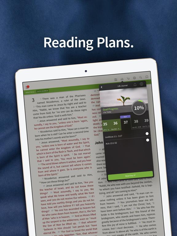 Screenshot #6 pour NKJV Bible by Olive Tree
