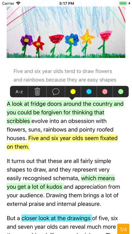 ReaderView screenshot-0
