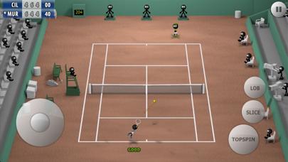 Stickman Tennis - Career ScreenShot2
