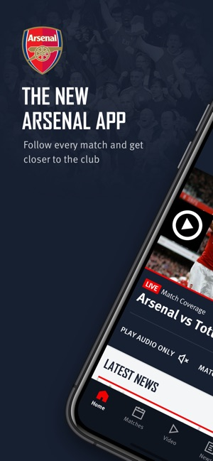 Arsenal Official App on the App Store
