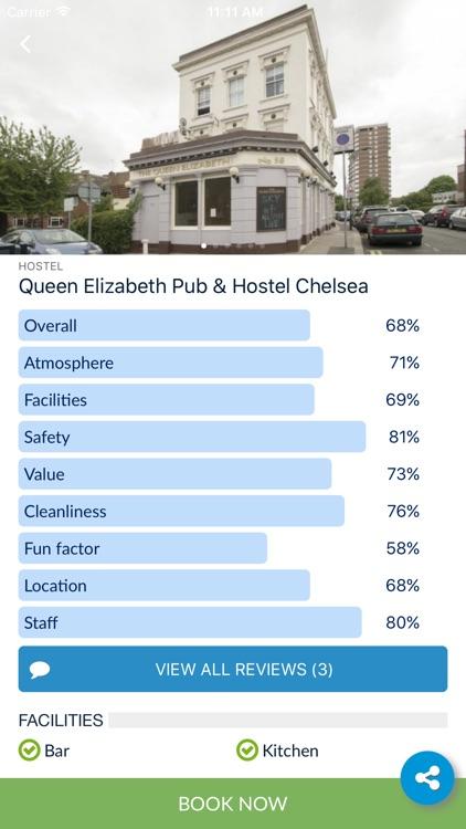 Dorms.com Hostels screenshot-4