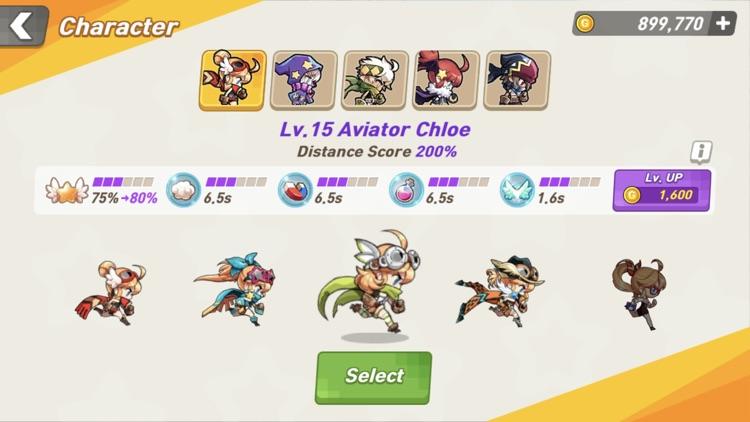 WIND runner adventure screenshot-7