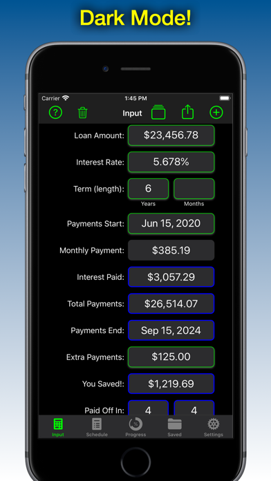 Loan Calculator - Loan2Me screenshot three