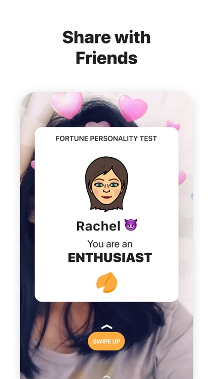 Fortune - Personality Test