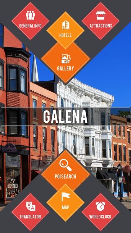 Galena City Guide