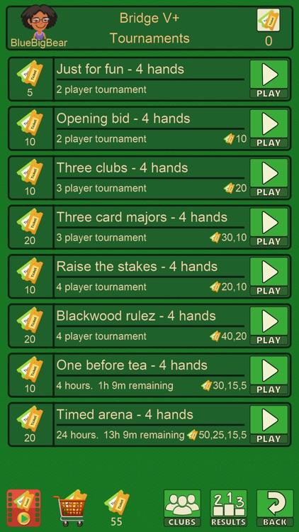 Bridge V+, bridge card game screenshot-8