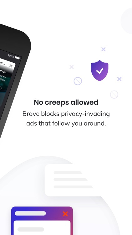 Brave Private Web Browser screenshot-3