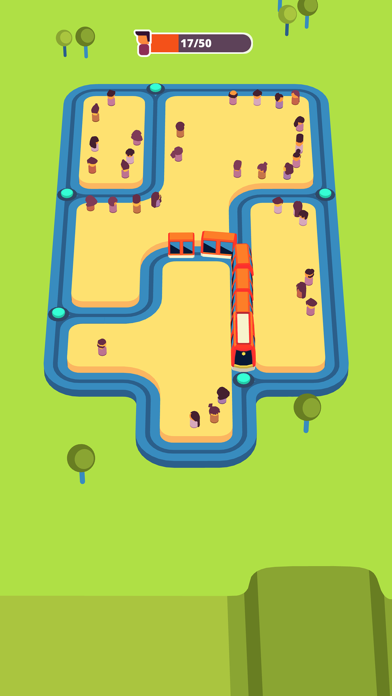 Train Taxi Screenshot 7