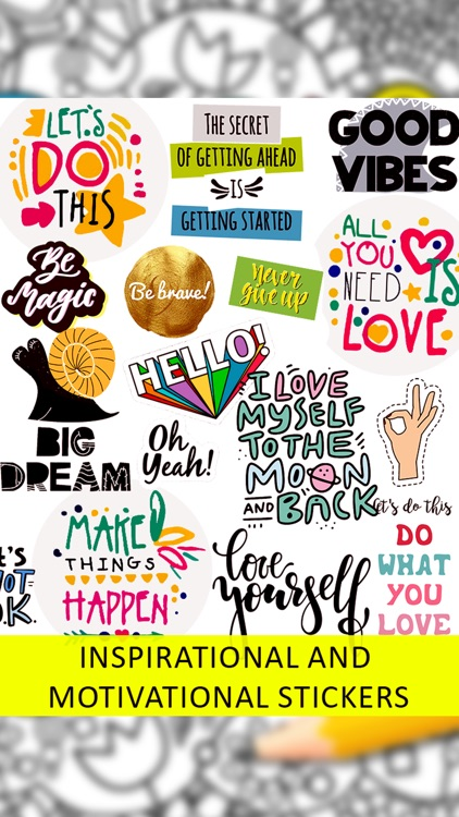 Quotes Coloring Pages screenshot-7
