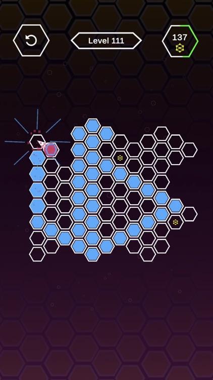 Roller Splat Hexagon screenshot-6