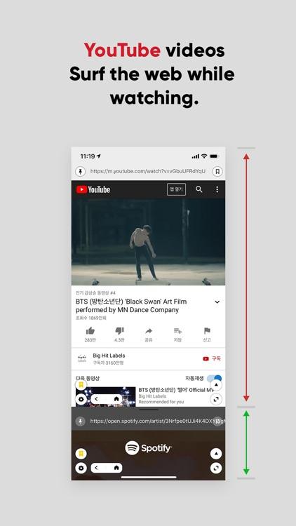 Multi View - Dual web browser