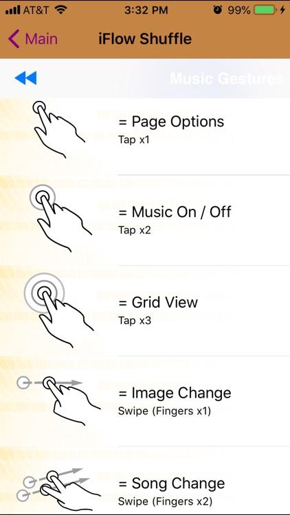 iFlow Shuffle - Media Player screenshot-9