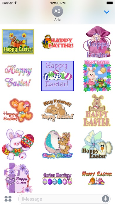 Animated Happy Easter Cards screenshot 2
