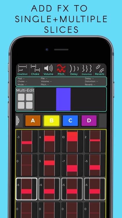Slicr - Slice Beats Chop Audio screenshot-3