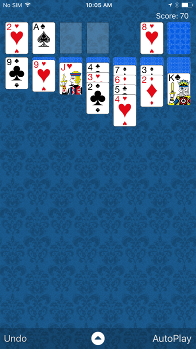 Solitaire Classic screenshot three