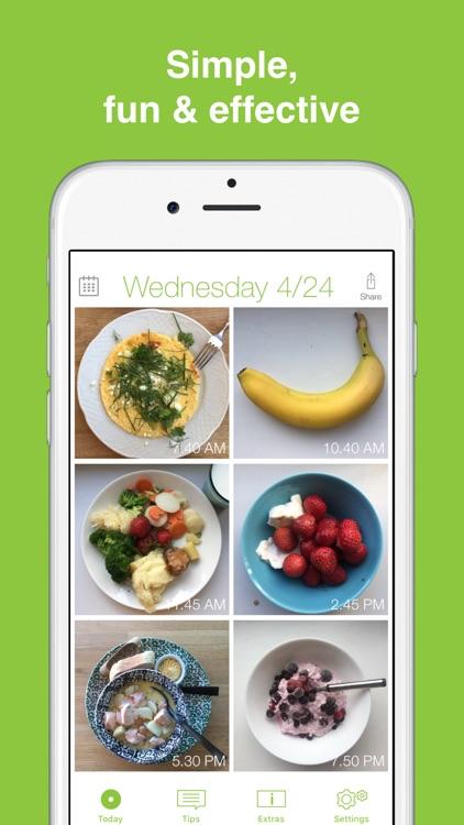 easy diet diary app for ipad