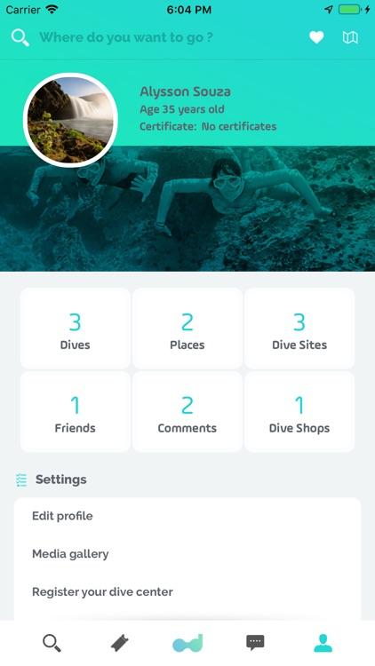 Godive App screenshot-5