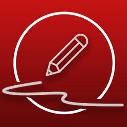 Annotation - hand writing idea