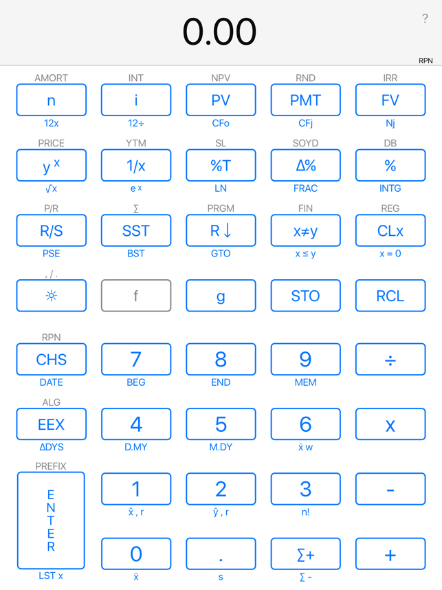 ‎Financial Calculator Premium Screenshot