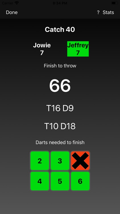 DartCohol Darts Trainer screenshot-7