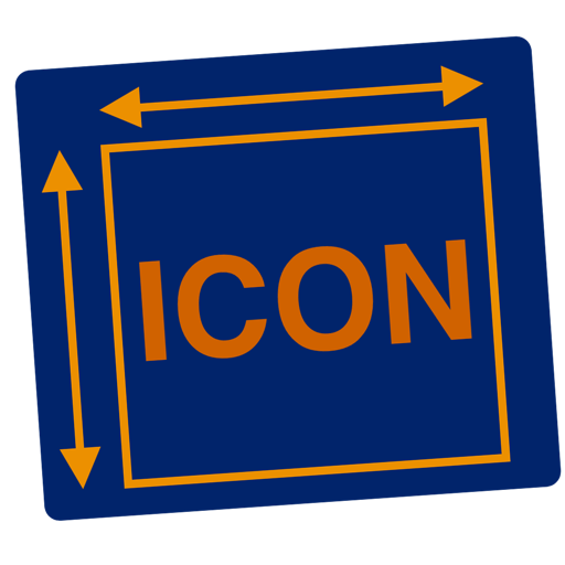 Icon Resizer for Mac