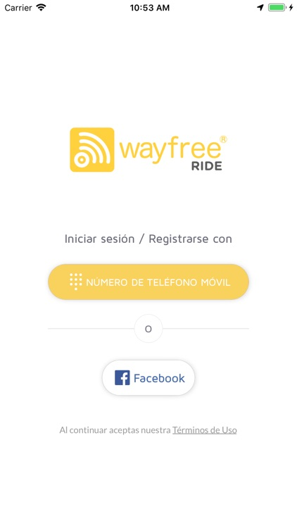 Wayfree® Rides screenshot-0