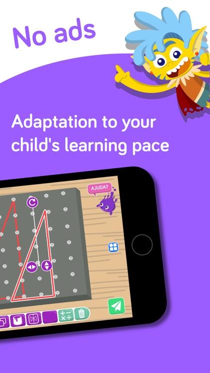 bmath - Math games for kids screenshot-5
