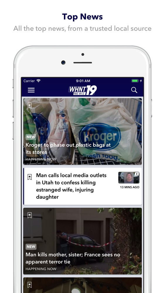 WHNT App for iPhone - Free Download WHNT for iPad & iPhone