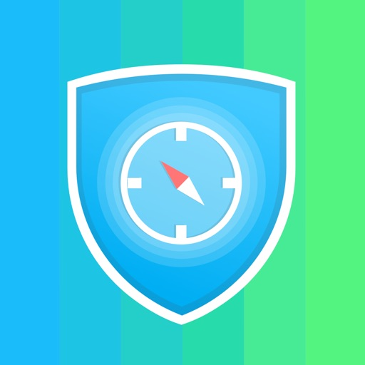 Mega Shield: Online Security icon