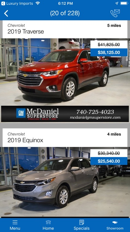McDaniel Automotive MLink screenshot-4