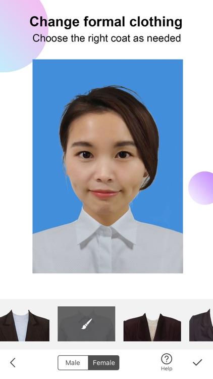 ID Photo-Passport Photo maker