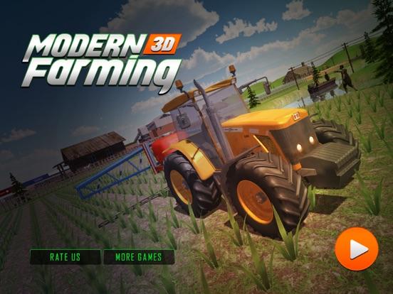 Modern Farming 3D screenshot 6