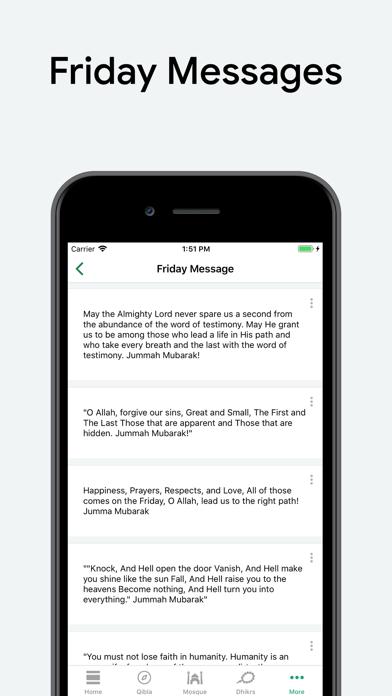 Muslim Assistant: Salah, Qibla Screenshot