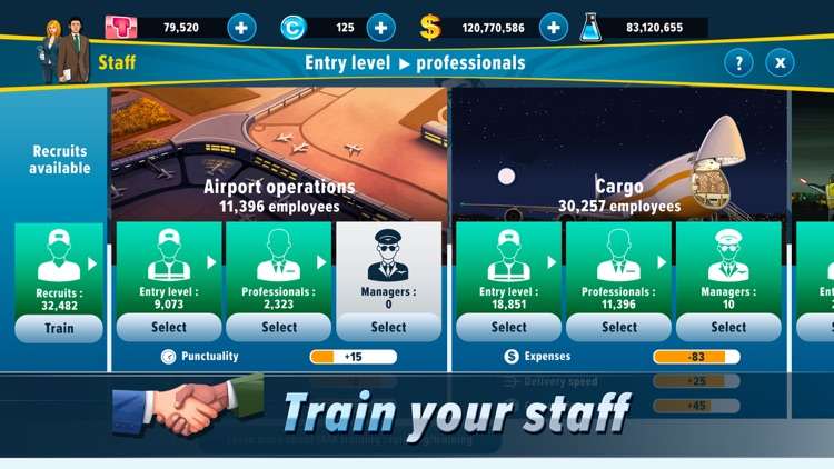 Airlines Manager : Tycoon 2019 screenshot-5