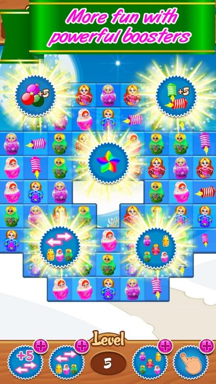 Matryoshka Classic puzzle game screenshot-4