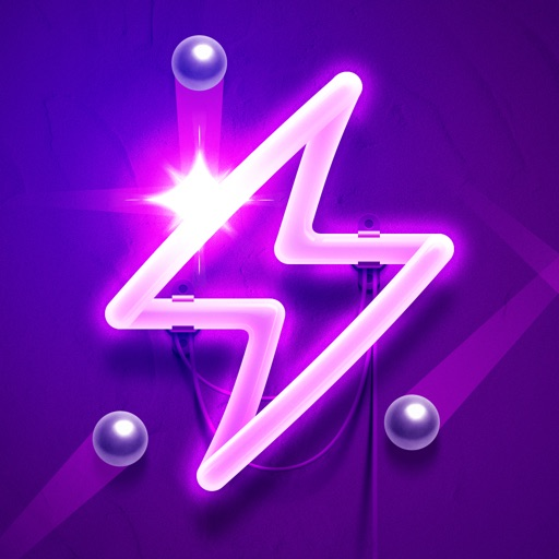 Hit the Light - Neon Shooter icon