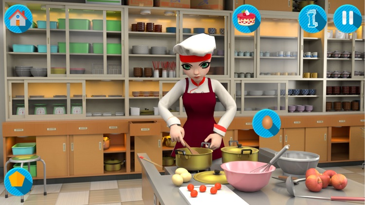 My Cafe : Cooking Fever Tycoon